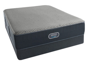 Simmons BeautyRest Silver Hybrid Mattress Sale Barcelona Harbor Firm