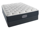 Simmons BeautyRest Silver Offshore Mist Plush Mattress Sale.