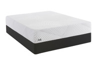 Sealy Essentials OptImistic Plush Gel Memory Foam Mattress set on sale now.