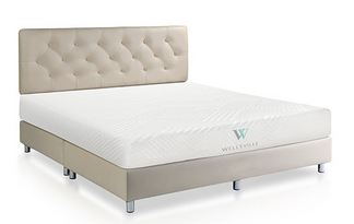 "Wellsville 8"" Gel Memory Foam Mattress"