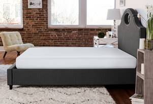 "Soft Tex Dream Smart 6"" Memory Foam Mattress"