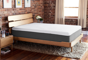 "Soft Tex Dream Smart Tribeca Firm 10"" Memory Foam Mattress"