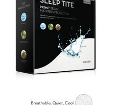 Malouf - Sleep Tite - Prime Terry  Mattress Protector