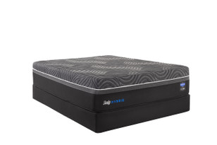 Sealy Performance Hybrid Silver Chill Firm Mattress