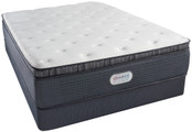 Simmons BeautyRest Platinum Verona Park Plush Pillow Top Mattress
