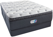 Simmons BeautyRest Platinum Mount Allston Plush Pillow Top Mattress