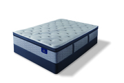 Serta Perfect Sleeper Delevan Hybrid 2 Super Pillow Top Firm