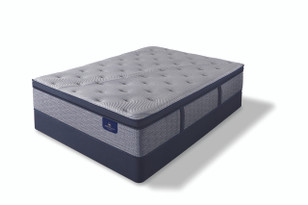 Serta Perfect Sleeper Delevan Hybrid 2 Euro Top Plush