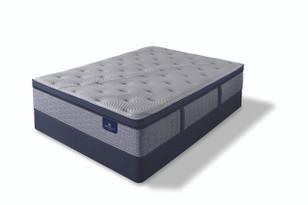 Serta Perfect Sleeper Delevan Hybrid 2 Euro Top Plush
