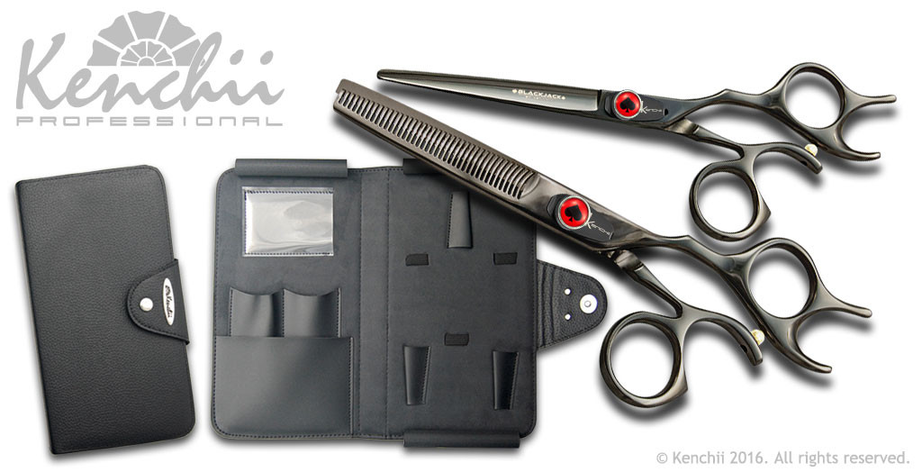 Black shear set