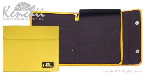 KEL10 Kenchii ten-shear case, yellow.