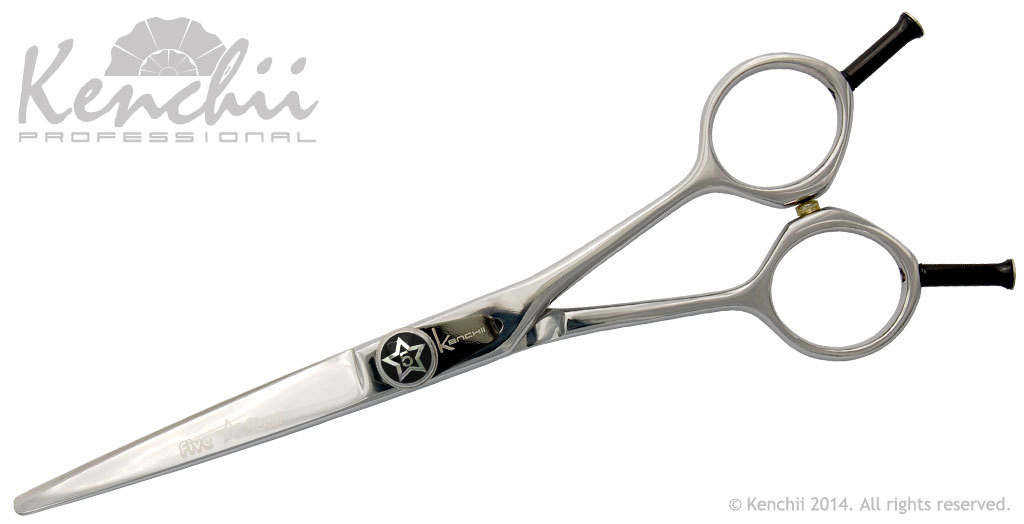 Beveled Edge hair shear