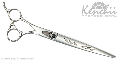 "Shinobi 8.0"" barber shear left hand"
