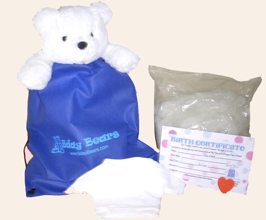 Fluff bears and stuffed animals theme candy boxes