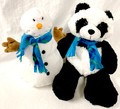 Bear Scarf - Stuffed Animal Scarf - Stuffed Animal Clothes - Teddy Bear Scarf