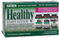 Natren Healthy Start System Tripack (Dairy-free) Probiotic - 3 jars, 60 caps each jar