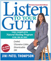LISTEN TO YOUR GUT: The Complete Natural Healing Program For IBS & IBD (eBook) -  by Jini Patel Thompson (Canada)