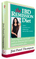 THE IBD REMISSION DIET: Achieving Long-Term Health With An Elemental Diet & Natural Supplementation Plan (Hardcover Book) - by Jini Patel Thompson (Canada)