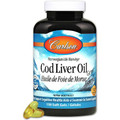 Carlson Cod Liver Oil Gems (1000 mg) - 150 softgels