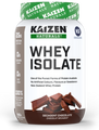 Kaizen Naturals  Decadent Chocolate Whey Isolate (840g)