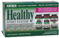 Natren Healthy Start System Tripack (Dairy-free) Probiotic - 3 jars, 30 caps each jar