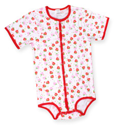 Rearz Strawberry Snap Adult Onesie