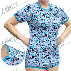 Rearz Pirate Adult Onesie
