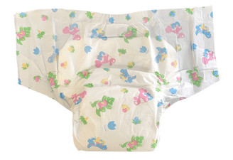 Magnifico Dino Adult Baby Diapers Fun Pack