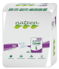 Absorba Nateen Combi Adult Diaper Fun Pack