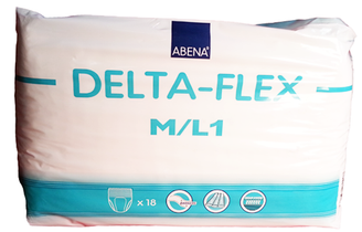 Abena Delta-Flex PullUp Fun Pack