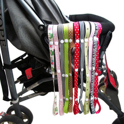 "Pacifier Clip 23"" Long - Assorted"