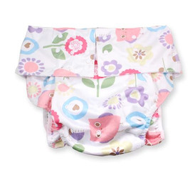 Girly Animals (minky) - Rearz One-Size Adult Pocket Diaper V2.0