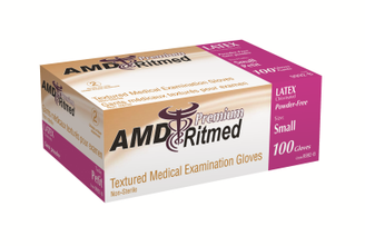 Powder-Free Latex Medical Gloves