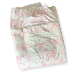 Pink Rebel Adult Diaper