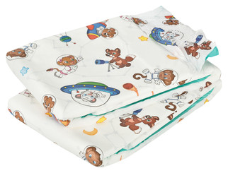 Crinklz Astronaut Diapers Fun Pack