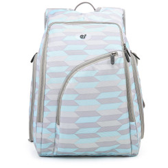 Discreet Backpack Diaper Bag - Blue