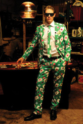 Poker Face Suit Size 48
