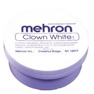 Clown White 8 Oz