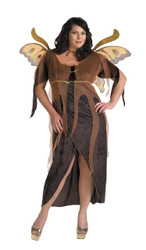 Autumn Fairy Adult Costume Plu