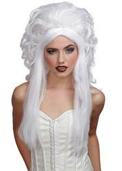 Wig White Spirit Nightmare