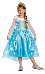 Frozen Elsa Child Deluxe 3t-4t
