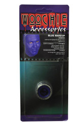 Blue Mask Cover Carded