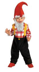 Garden Gnome Toddler 12-18 Mos