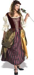 Renaissance Maiden Adult Lg