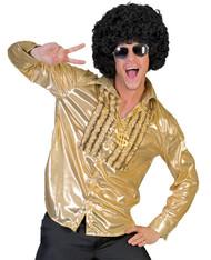 Saturday Night Shirt Gold Larg