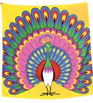Peacock Silk 36 Inch