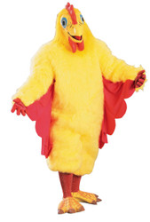 Comical Chicken Costume 1 Size