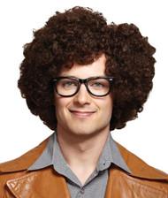 Brown Party Rock Wig