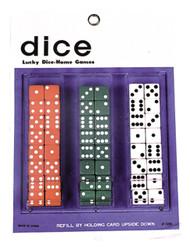 Dice Card