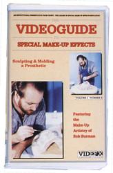 Video Sculpting A Prosthetic
